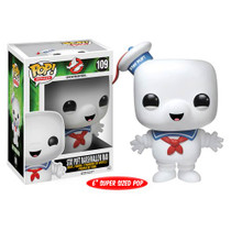 Funko Toasted Stay Puft Marshmallow Man 6-Inch Pop! Vinyl Figure