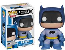 Funko Batman 75th Anniversary Blue Rainbow Batman Pop! Vinyl Figure