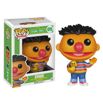 Funko Sesame Street Ernie Pop! Vinyl Figure