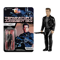 Funko Terminator 2 Terminator T-800 ReAction 3 3/4-Inch Retro Action Figure
