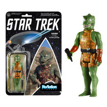 Funko Star Trek Gorn ReAction 3 3/4-Inch Retro Action Figure