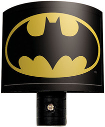 Batman Symbol Night Light