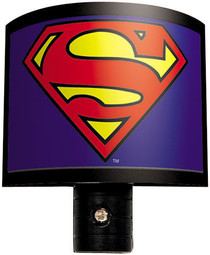 Superman Symbol Night Light