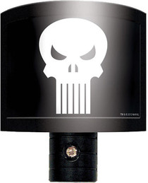 Punisher Symbol Night Light
