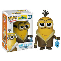 Funko Minions Movie Bored Silly Kevin Pop! Vinyl Figure