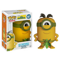Funko Minions Movie Au Naturel Pop! Vinyl Figure