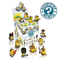 Funko Minions Movie Mystery Minis Mini-Figure Display Box