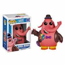 Funko Inside Out Disney Pixar Bing Bong Pop! Vinyl Figure