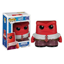 Funko Inside Out Anger Disney Pixar Pop! Vinyl Figure