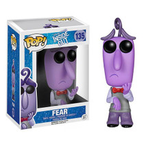 Funko Inside Out Fear Disney Pixar Pop! Vinyl Figure