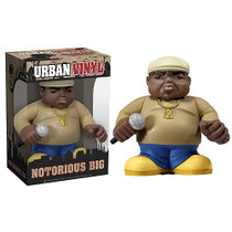Notorious B.I.G. Biggie 6-Inch Urban Vinyl Figure
