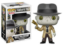 Funko POP! Games Fallout 4 Nick Valentine Vinyl Figure #162