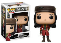 Fallout 4 Funko POP! Games piper Vinyl Figure #164