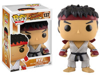 Funko POP! Games Street Fighter Ryu Vinyl Figure #137