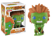 Funko POP! Games Street Fighter Blanka Vinyl Figure #140