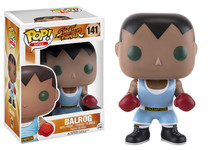 Funko POP! Games Street Fighter Balrog Vinyl Figure #141