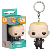 Funko Boss Baby Suit Version Pocket Pop! Key Chain
