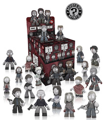 Funko Walking Dead In Memoriam Mystery Minis Series 8 Display Case - sealed 12 Packs