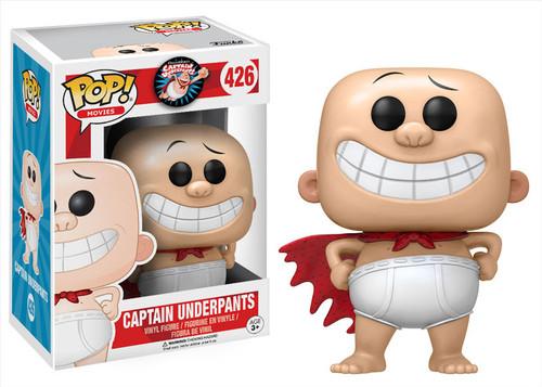 Captain Underpants Pop! Vinyl Figure