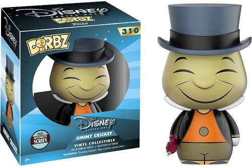 Funko Disney Dorbz Jiminy Cricket Exclusive Vinyl Figure 310