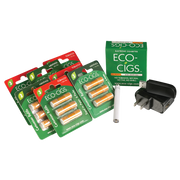Eco-Cigs Silver Pack