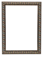 Antique large quality modern fabric wall mirror overmantle