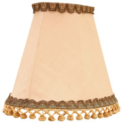 Quality antique style table lamp shade