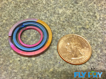 All 3 sizes: 32mm, 25mm, 18mm