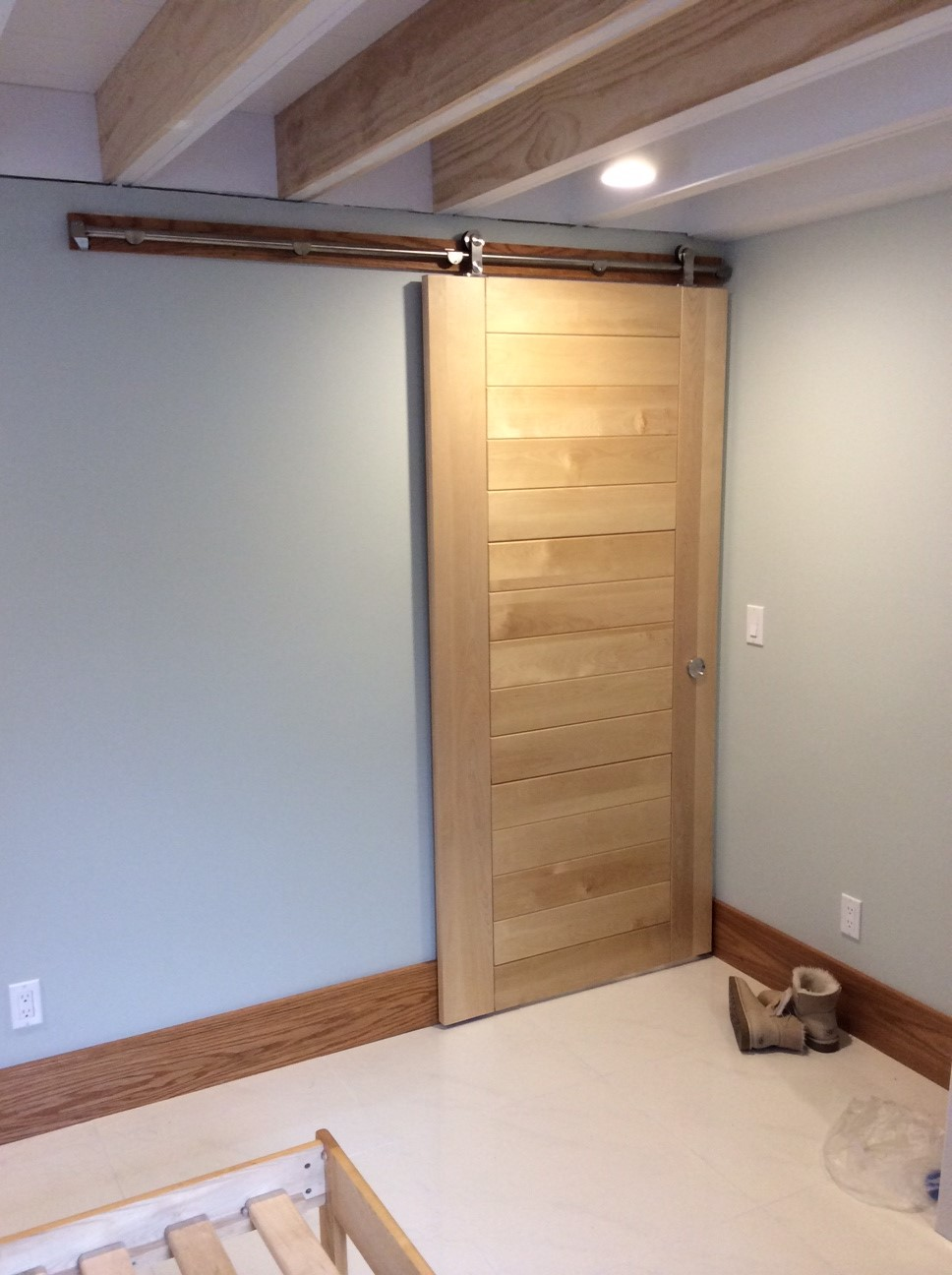 Circa - WT Series, Wood Door System