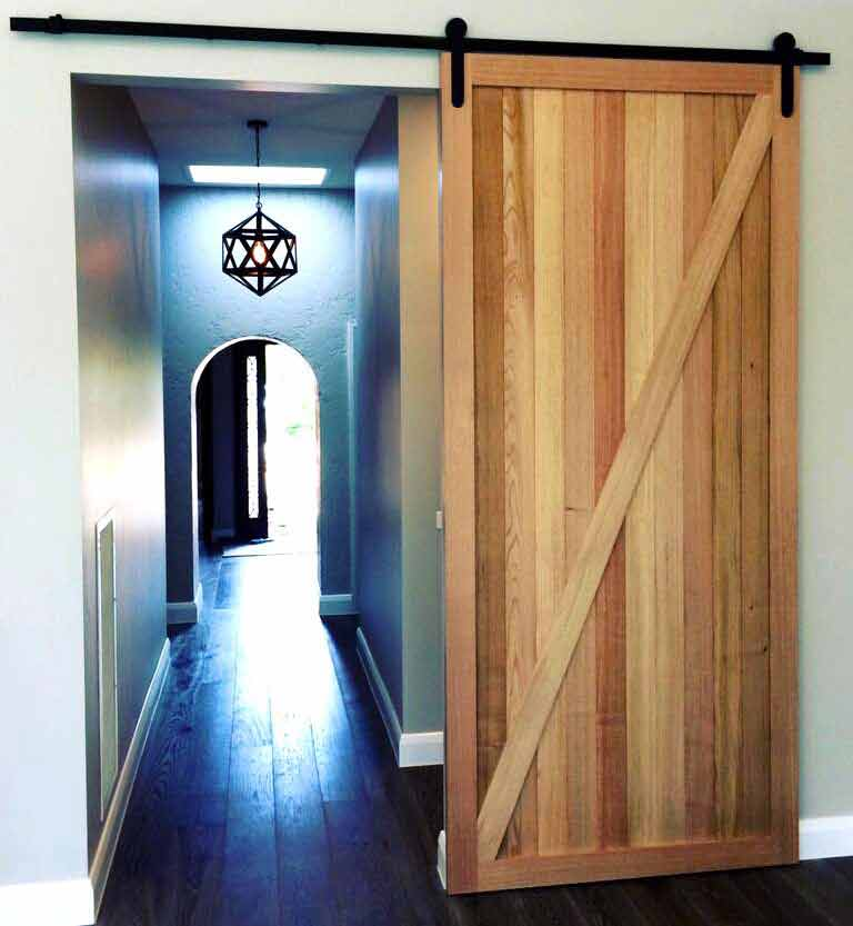Torch - WF Series, Wood Door System