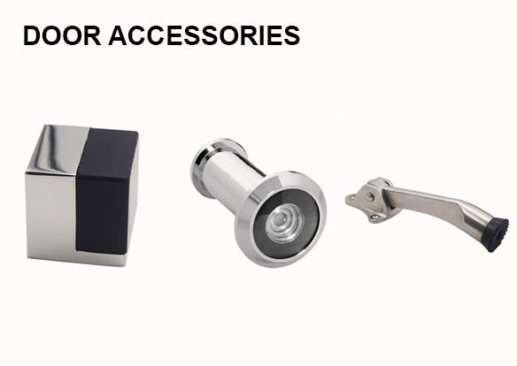 Browse door accessories