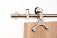 Eiffel - WF Series / Brushed Satin Stainless Steel Finish