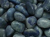 Blue Quartz Tumbled Stone 1 Piece