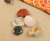 Love Crystal Stone Set Love Attraction Heart Chakra Stones