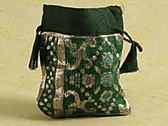 Large Silk Pouch
