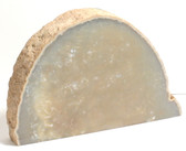 Agate Slice Polished