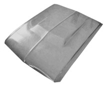 M-311 1964 1/2-1966 Ford Mustang Fiberglass Hood for Eleanor