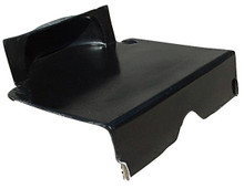 M-405 1965 Ford Mustang Shelby Fiberglass Rear Seat Replacement Panel