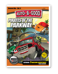 Pirates of the Parkway (digital episodes)
