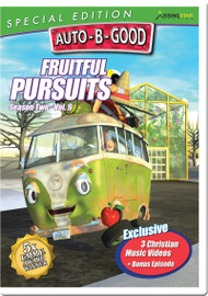 Fruitful Pursuits DVD cover