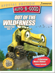 Out of the Wilderness DVD