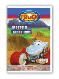 Monster Truck Adventures: Meteor and Friends (digital episodes)