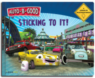 Auto-B-Good Storybooks - Sticking to it: A Lesson in Trustworthiness - (Library Bound)