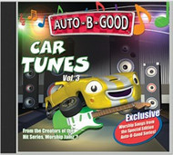 Auto-B-Good Car TUNES: Volume 3 (CD) Music from the Auto-B-Good Faith Collection Series