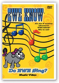 Do Ewe Sing? (Free! with any Ewe Know DVD purchase)