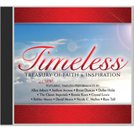 Timeless Treasury of Faith & Inspiration: CD