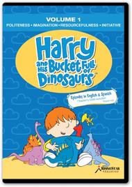 Harry & His Bucket Full of Dinosaurs - Volume 1