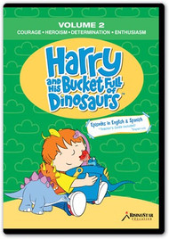 Harry & His Bucket Full of Dinosaurs - Volume 2