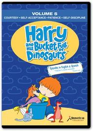 Harry & His Bucket Full of Dinosaurs - Volume 5
