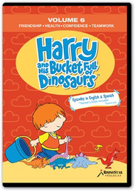 Harry & His Bucket Full of Dinosaurs - Volume 6
